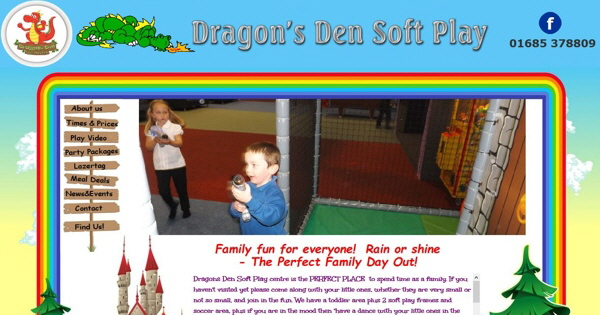 Dragons Den Soft Play, Aberdare