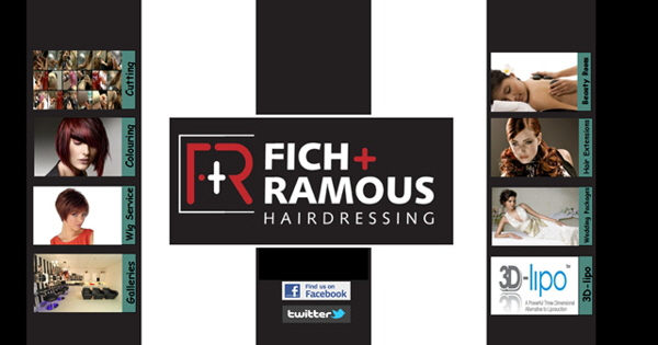 Fich and Ramous Hair Salon, Cowbridge