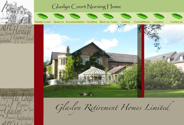 Glaslyn Court Nursing Home, Crickhowell