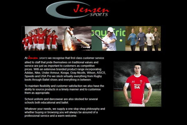 Jensen Sports, Cowbridge