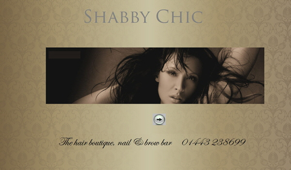 Shaby Chic Hair Salon, Talbot Green