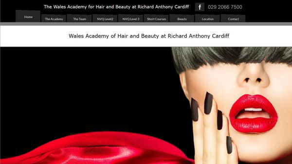 Wales Academy of Hair and Beauty, Bridgend